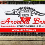 Reklmaní cedule Brno