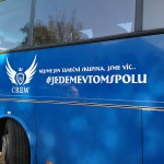 Polep autobusu - Ivančice