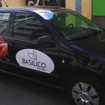 Polep auta Brno - Pizzeria Basilico