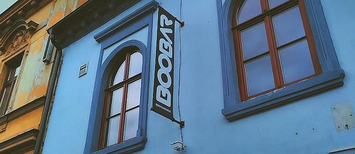 Bannerová výstrčka - Boobar Bučovice
