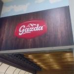 Polep prodejny Bačovské sýry v Liberci