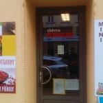 Cedule Zdravá výživa a drogerie, Brno