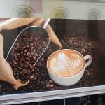 Polep pražírny kávy