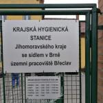 Cedulky KRAJSKÁ HYGIENICKÁ STANICE Jihomoravského kraje