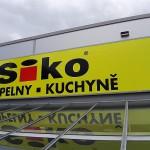 Polep reklamního poutače Brno