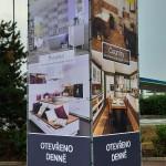 Reklamní plachty SIKO Brno