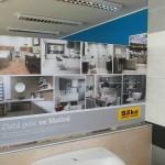 SL Development - interiérová cedule
