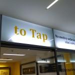 Polep výlohy obchodu v Brně