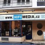 Polep poutače v centru Brna