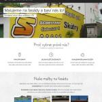 Naše nové webové stránky